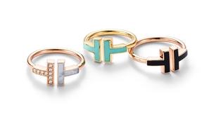 اكتشفي الألوان الجديدة لمجموعة Tiffany T