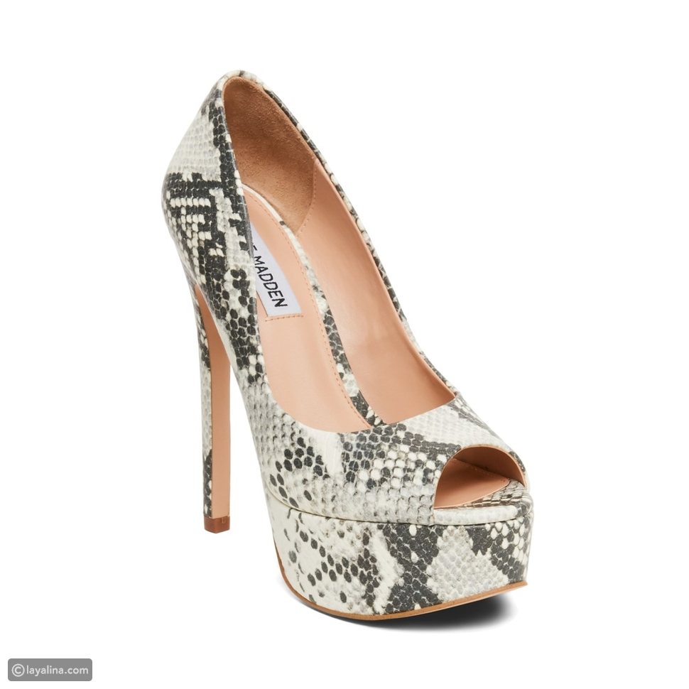 أحذية البلاتفورم ... اختيارك الأمثل لأناقة مثالية عالية