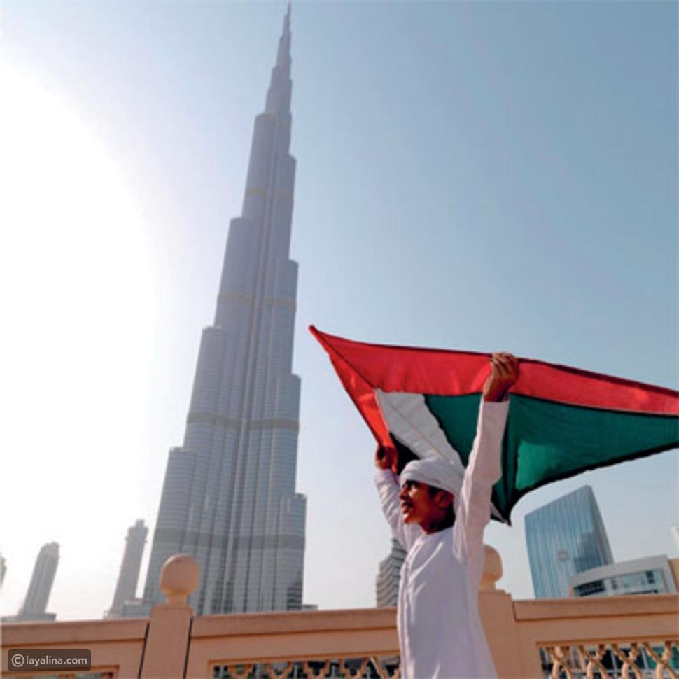 احتفالات دبي باليوم الوطني الإماراتي
