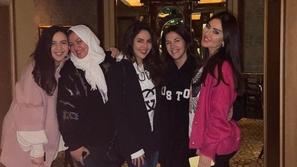 دنيا سمير غانم تكشف صلة قرابتها بميساء مغربي وسراً مفاجئاً عن شخصيتها