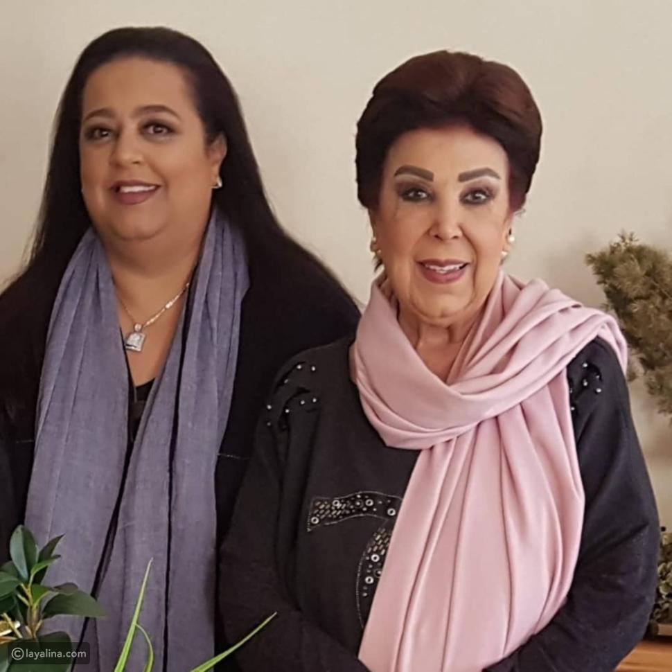 رجاء الجداوي تخطف القلوب برسالة صوتية تنشر لأول مرة بعد رحيلها