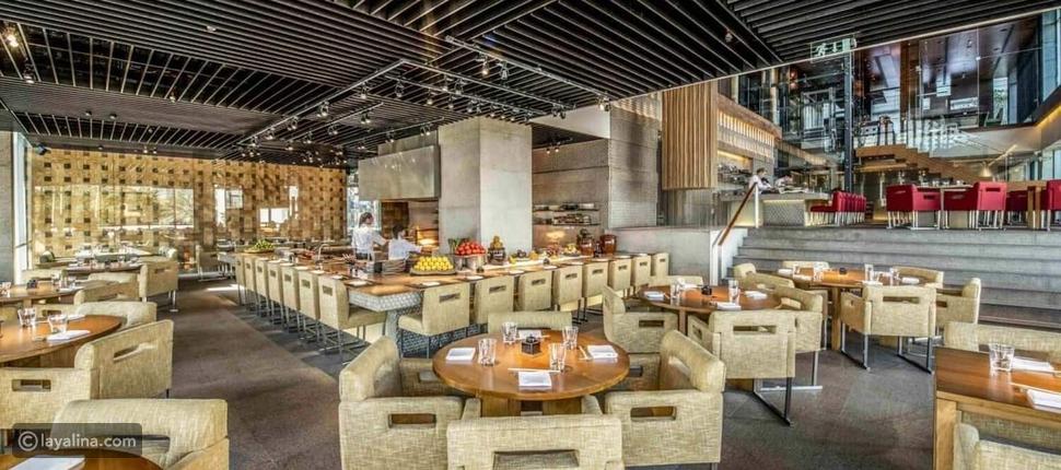 """المطعم الياباني """"زوما"""" في مركز دبي المالي العالمي"""