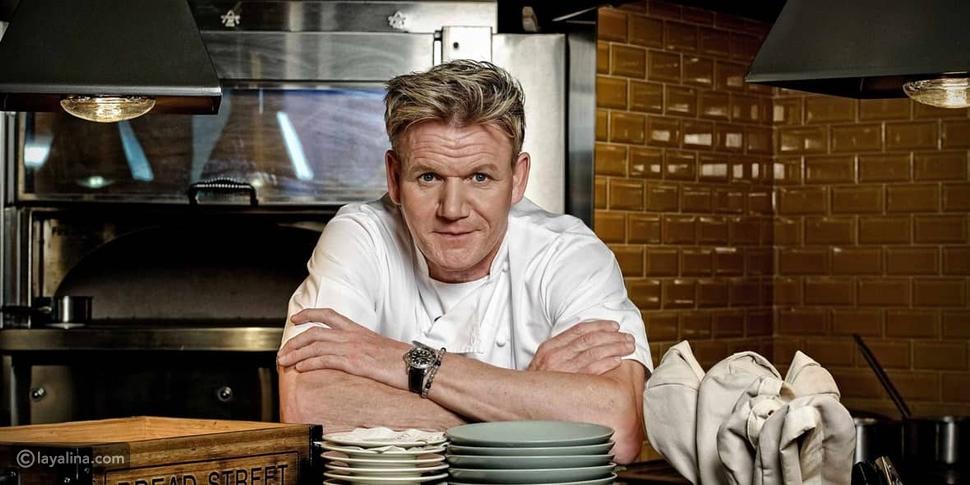 الشيف العالمي جوردون رامزي افتتح مطعمين في دبي