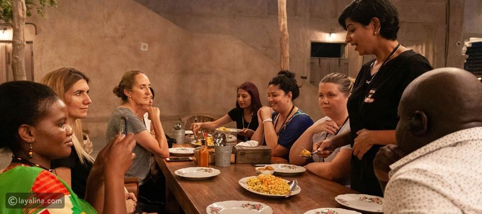 """مطعم """"الفنر"""" في دبي فستيفال سيتي"""