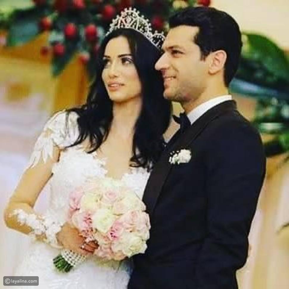 برسالة رومانسية.. إيمان ألباني تهنئ زوجها مراد يلدريم بعيد ميلاده