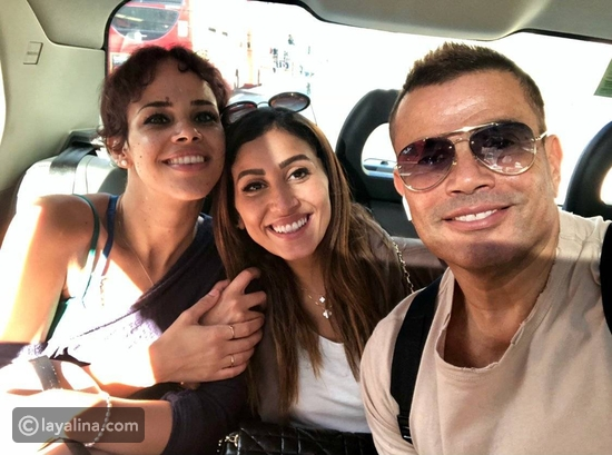 نور عمرو دياب تتعرض للتنمر بسبب صورة