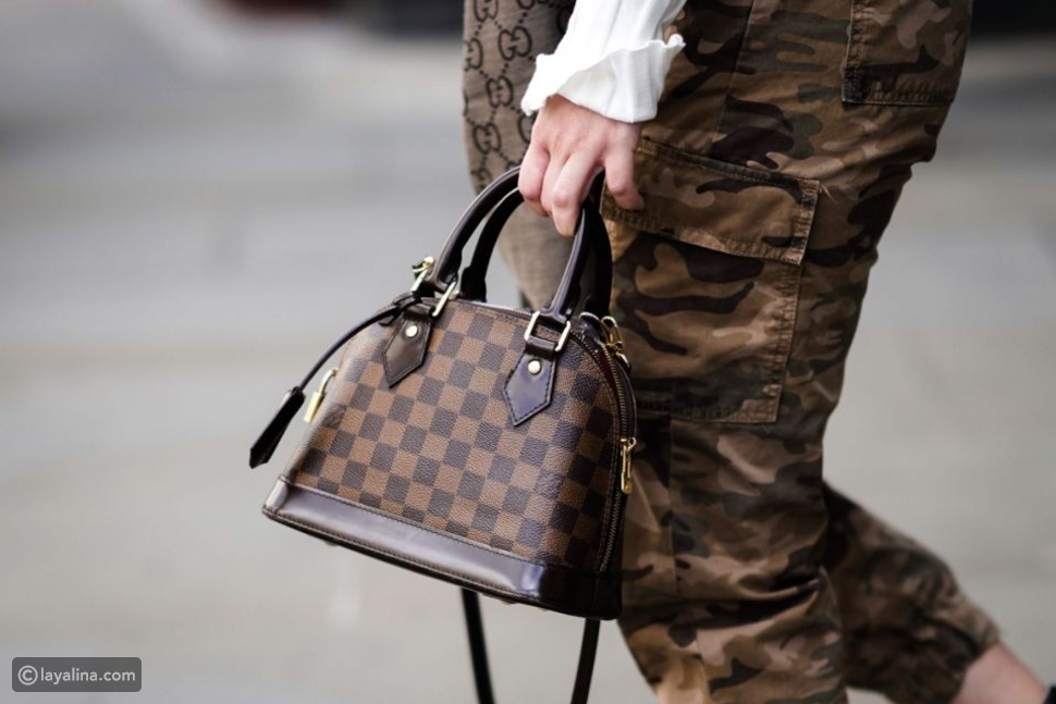 حقيبة لوي فيتون الما Louis Vuitton Alma