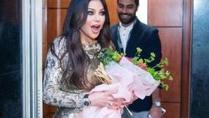 تصرف مدير أعمال هيفاء وهبي في عيد ميلادها يشعل الفضول حول علاقتهما