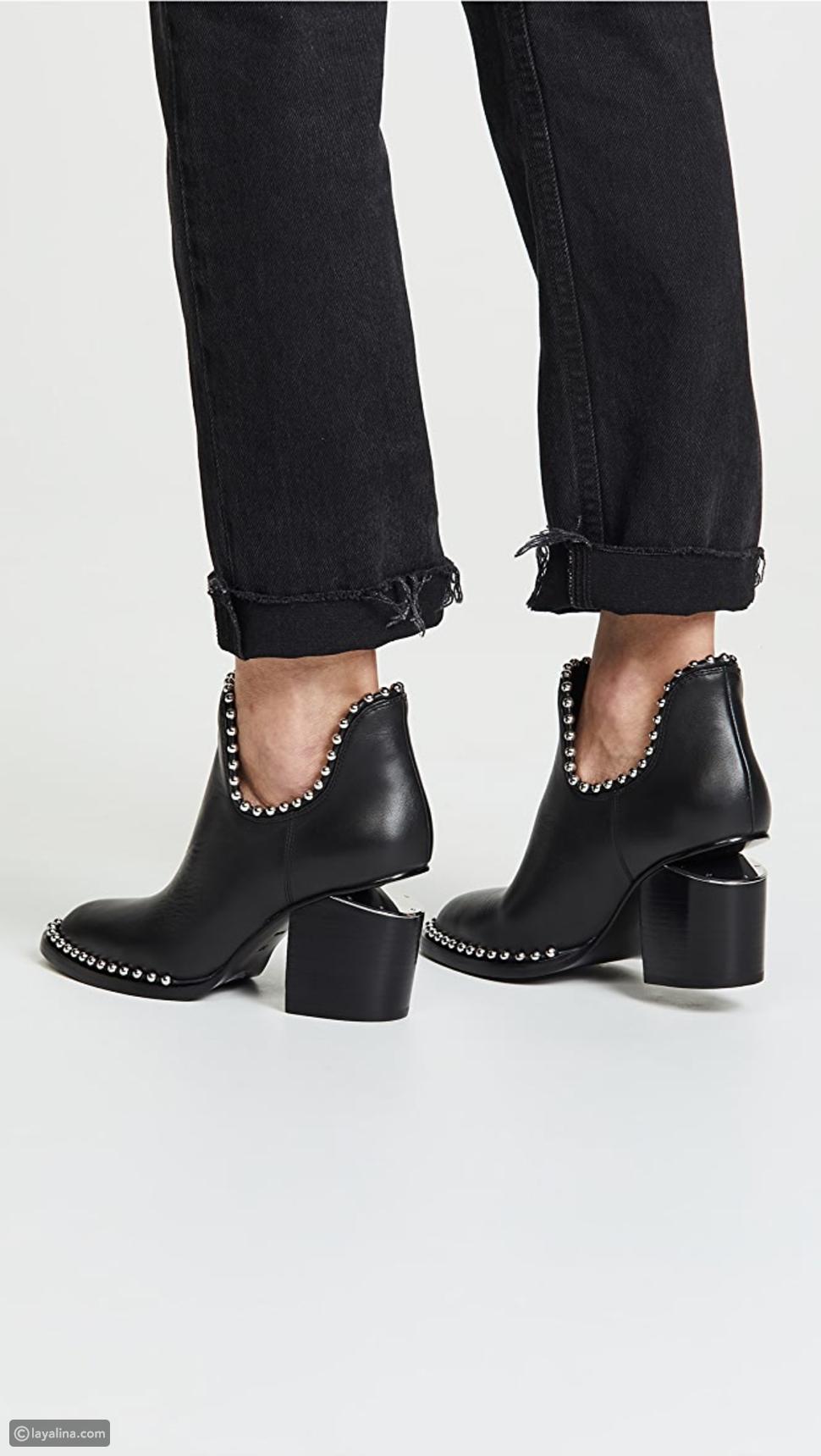 أحذية تشيلسي منالكسندر وانغ
