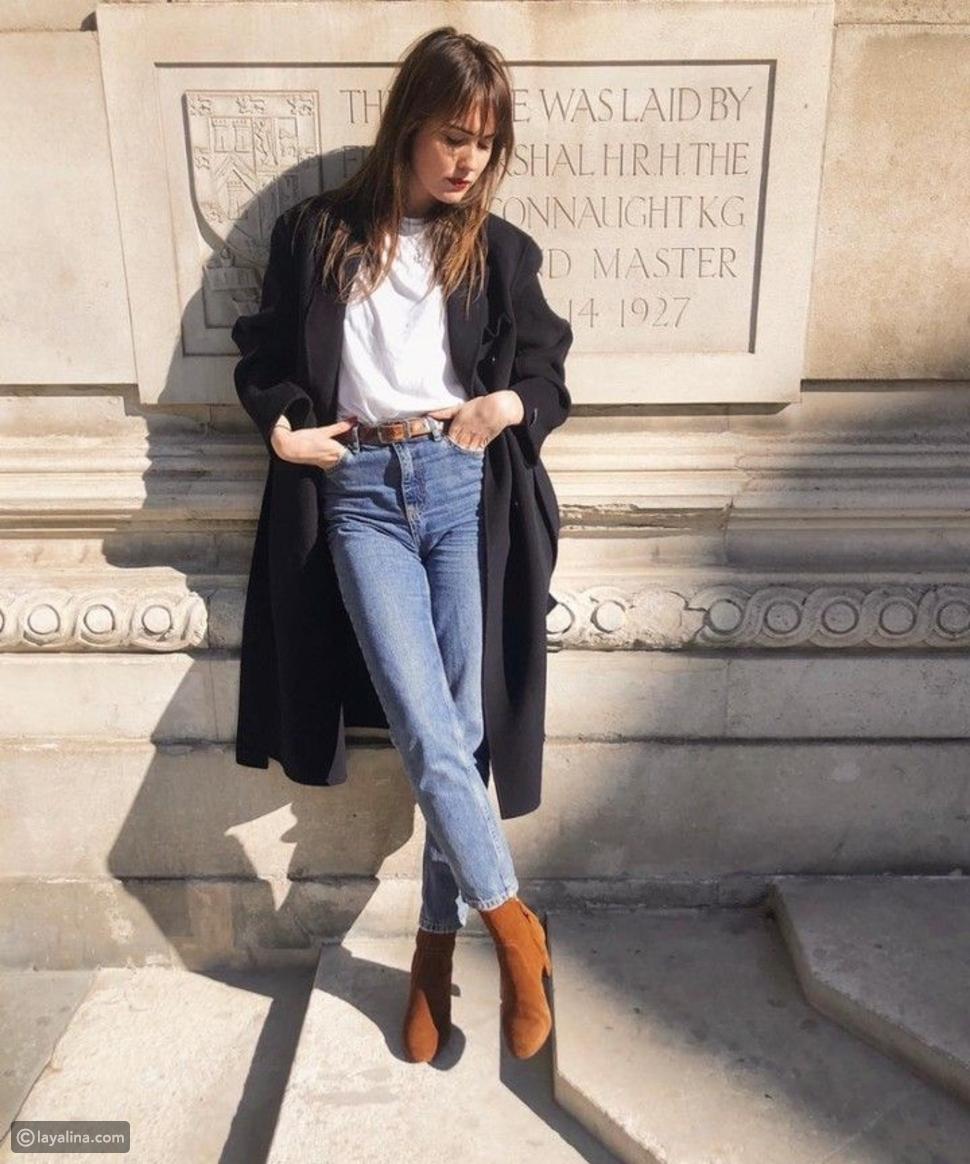 حذاء تشيلسي من جلد الغزال الإيطالي