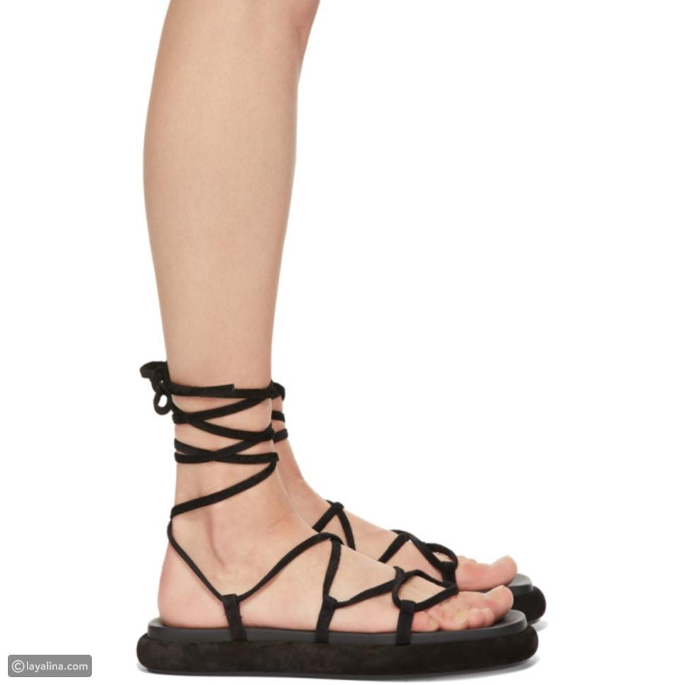 أبرز صيحات للأحذية سنشاهدها في كل مكان هذا الصيف