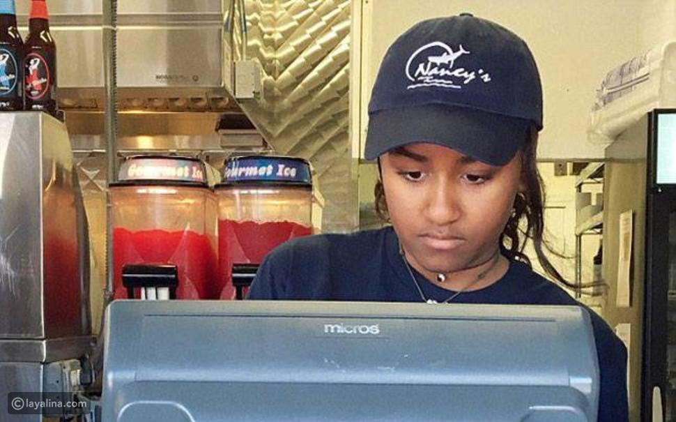 مع اقتراب مغادرة البيت الأبيض...صور ابنة باراك أوباما تختار مهنة غير متوقعة