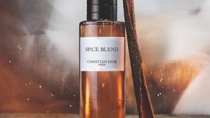 Spice Blend رحلة جديد في عالم العطور من Dior
