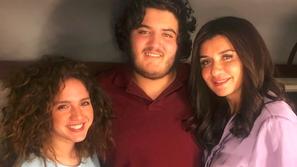 ابن غادة عادل يعاتب رامز جلال لوقوع والدته ضحية في