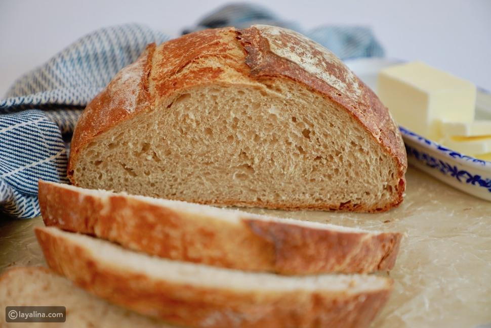 الفرق بين خبز القمح وخبز الشعير
