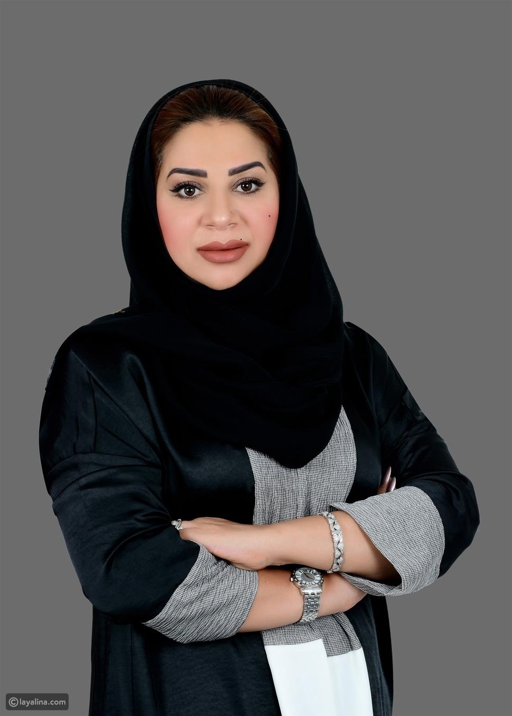 سيدة الأعمال الإماراتية عليا محمد السويدي.