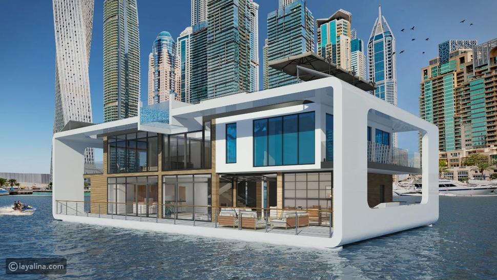 النجم العالمي ريد ون يحضر إطلاق أول بيت عائم في العالم من دبي