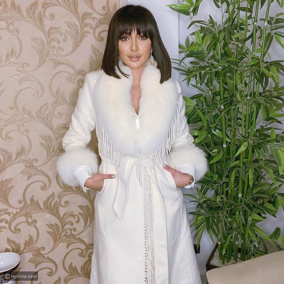 تعلمي تنسيق الفستان الأبيض من نور الغندور.. لإطلالة صيفية متميزة