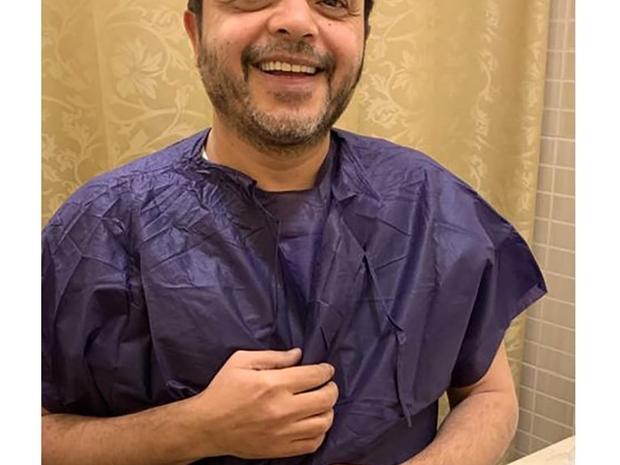 محمد هنيدي يخضع لعملية جراحية استغرقت 5 ساعات!