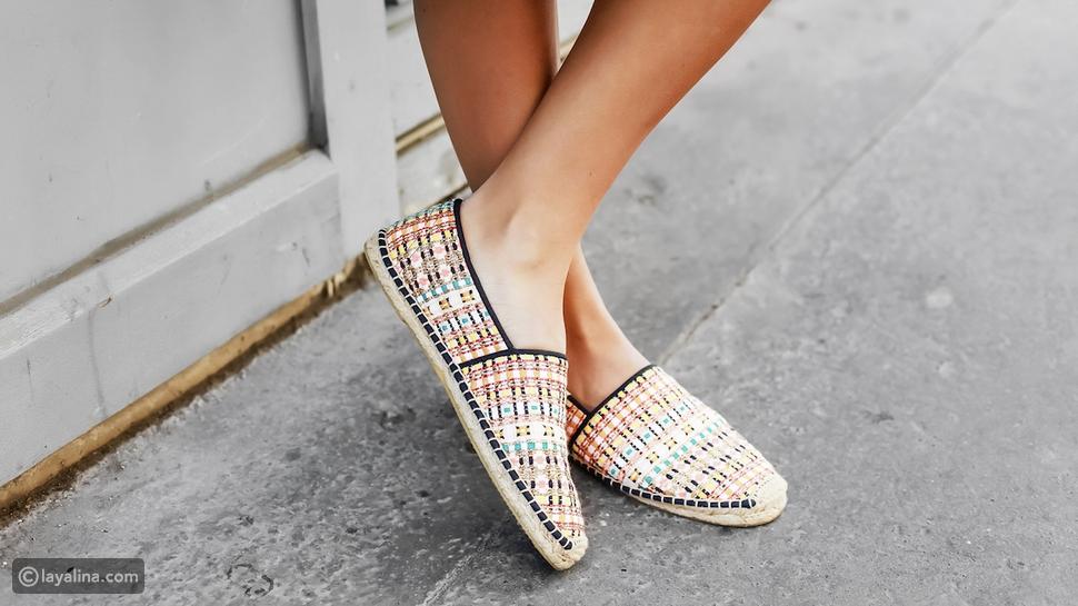 أحذية قماشية