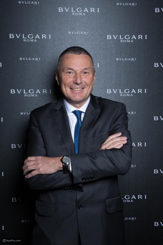 بولغري في معرض بازل العالمي 2016
