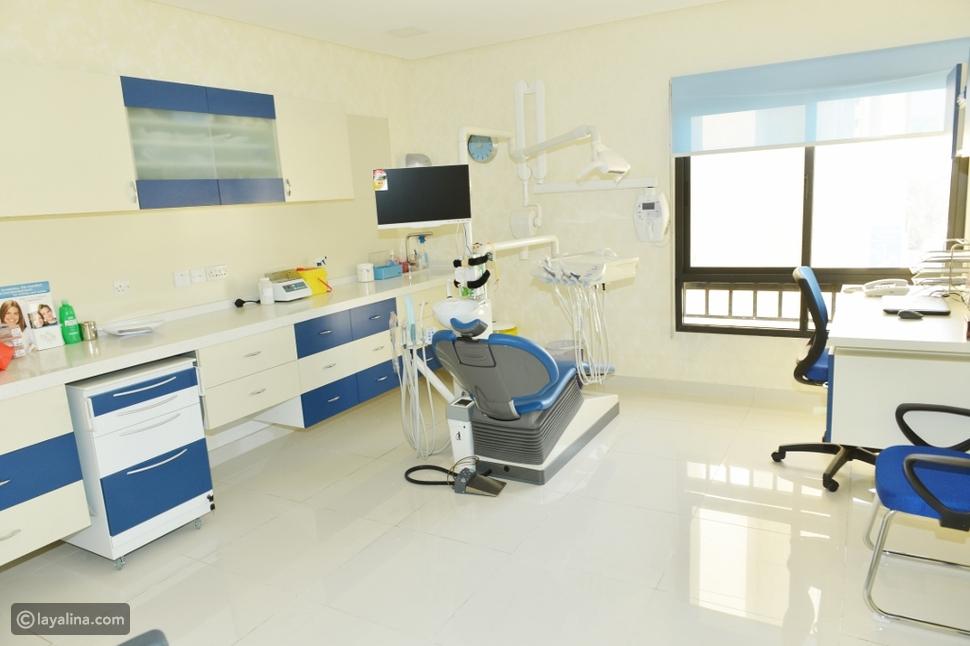 عيادات مركز سنو وايت التخصصي للأسنان