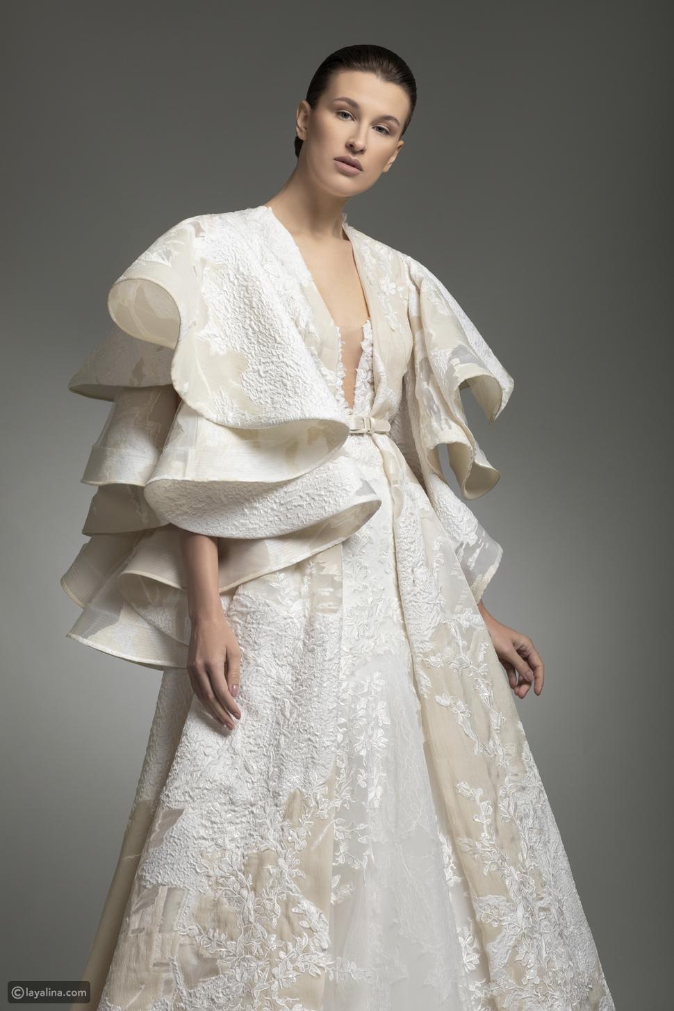 Esposa couture 2020 تروي قصّة الأميرة الملكية