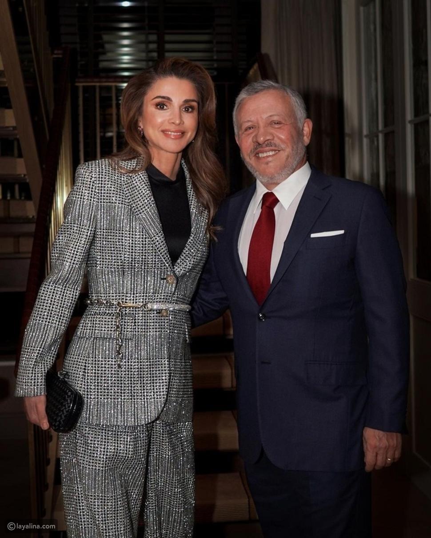 إليسا بنفس إطلالة الملكة رانيا الكلاسيكية: وهذا سعرها