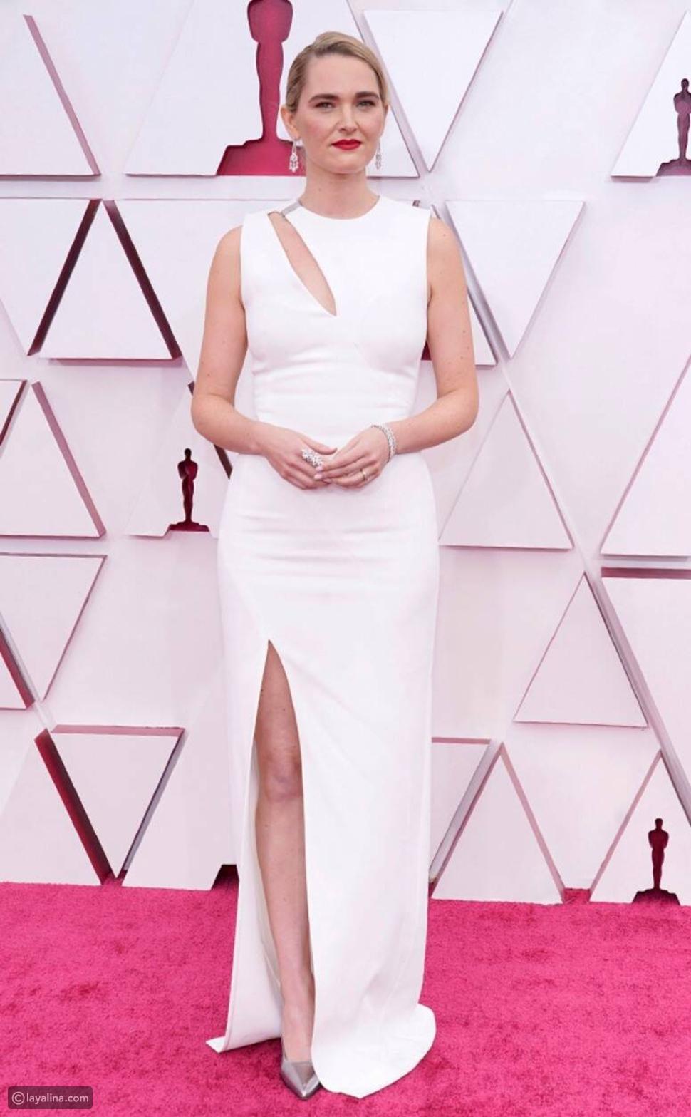 فستانالمخرجةجينا فريدمانفيحفل توزيع جوائز الأوسكار لعام 2021