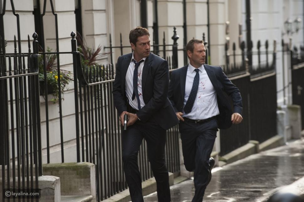 جيرارد بتلر في مهمة انقاذ زعماء العالم في لندن بفيلم London Has Fallen