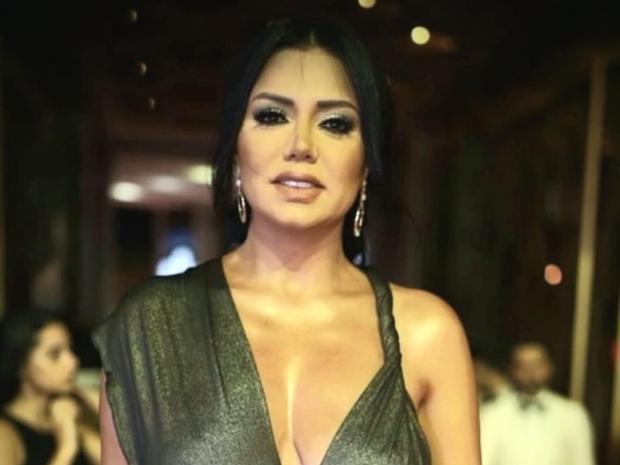 رانيا يوسف من حفل افتتاح مهرجان الجونة