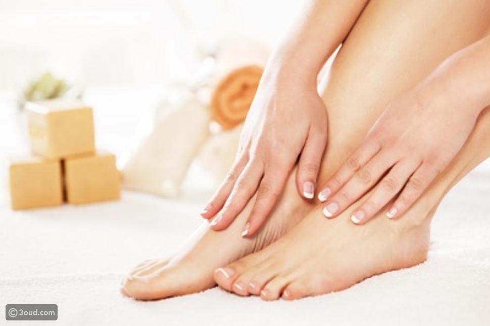 كيف أتخلص من الجلد الميت في القدم بطرق طبيعية