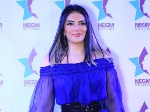 حورية فرغلي تنفي امتناع فيفي عبده عن التصوير لوجود خلاف