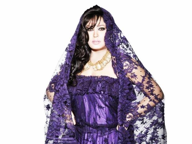 فيفي عبده مرت بوعكة صحية منعتها من تصوير دورها في المسلسل