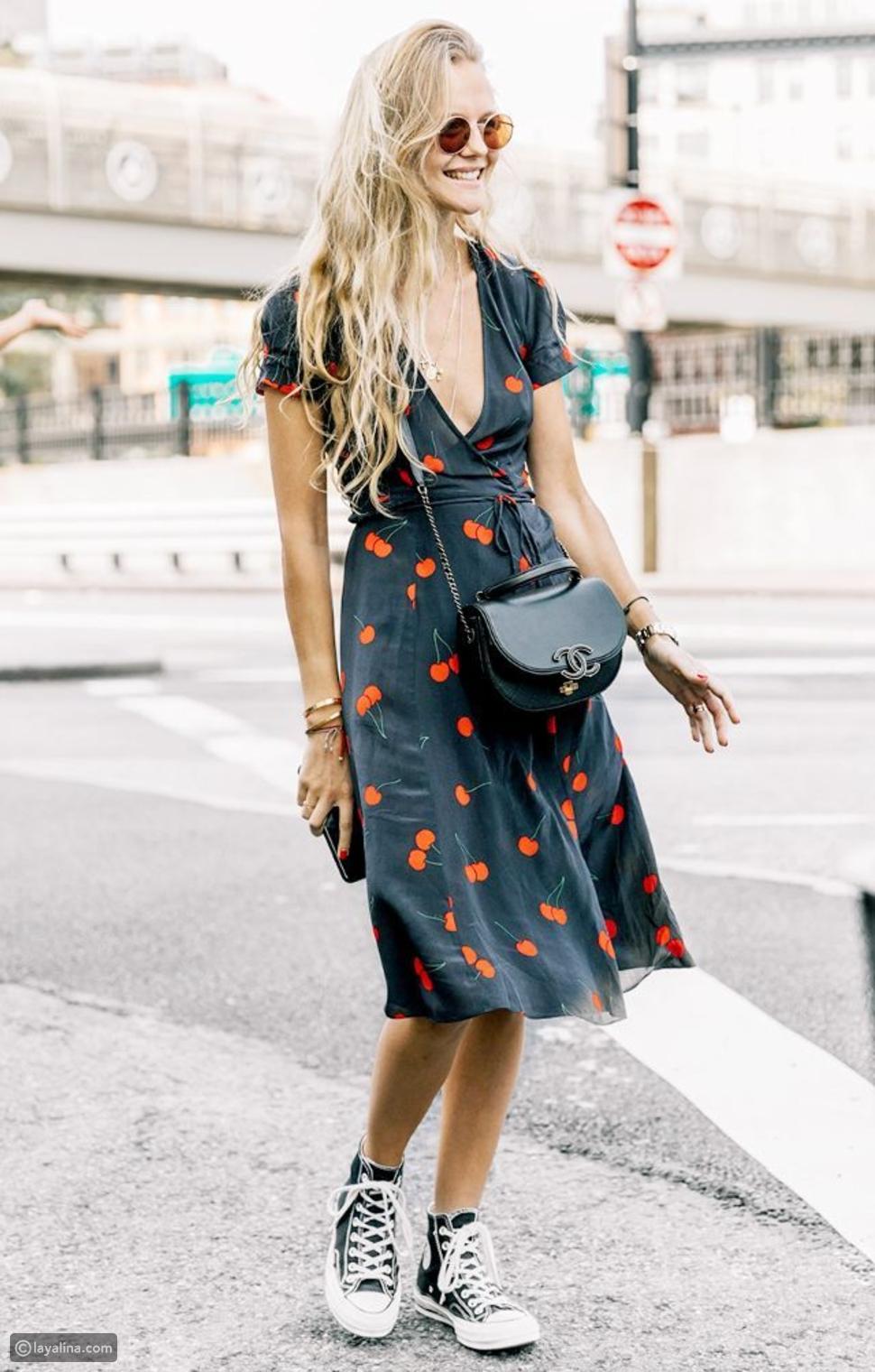 فستان لف Wrap Dresses