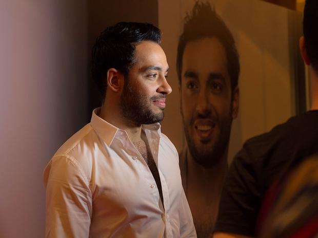 نجوم الفن يدعمون رامي جمال في مرضه: