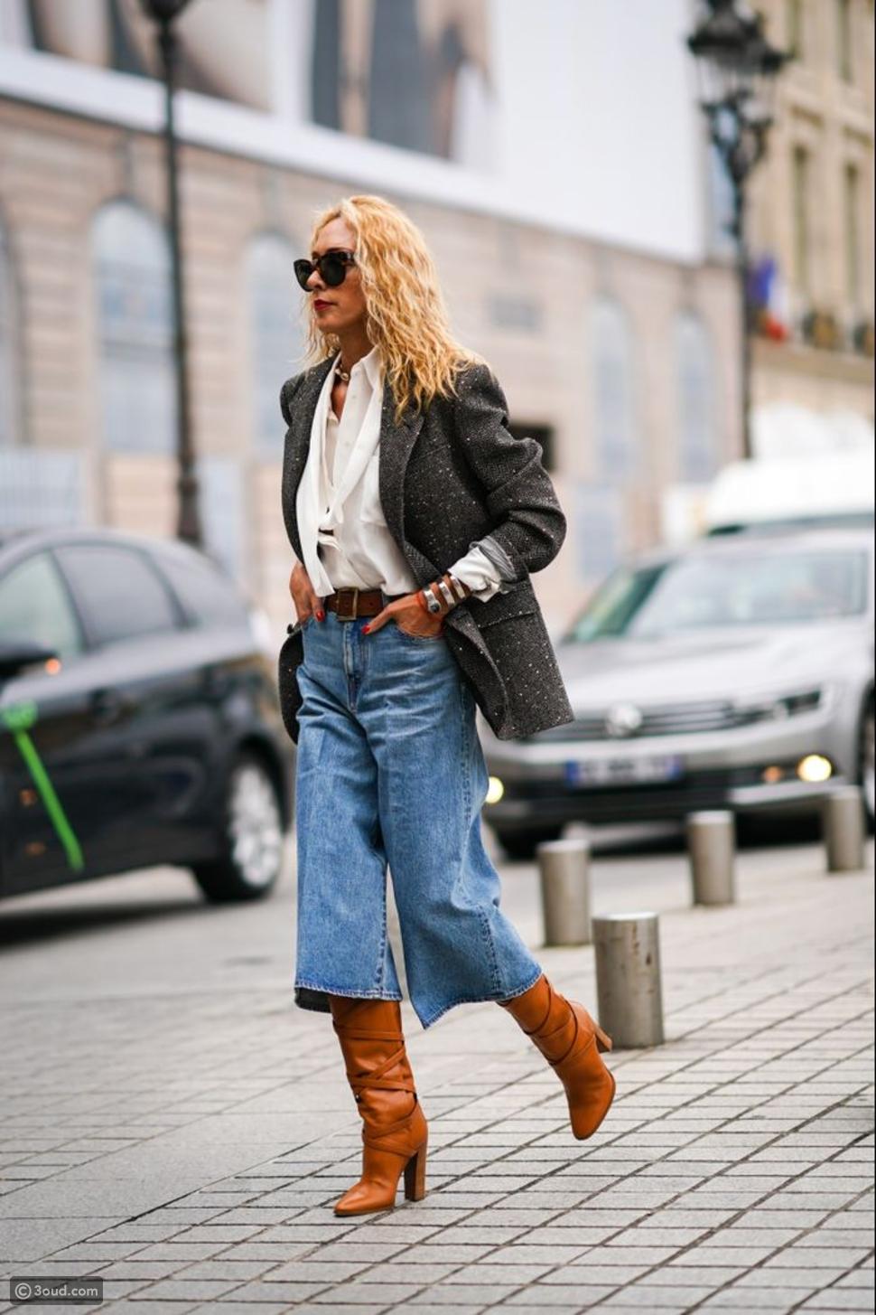 جينز برموداbermuda Jeans