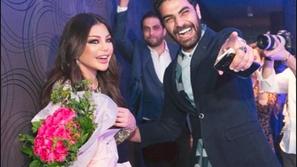 رد فعل محمد وزيري بعد اتهام هيفاء وهبي له باختلاس 63 مليون جنيه منها