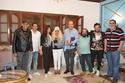 صور نجوم الفن والاعلام فى حفل عشاء مها عبد الكريم
