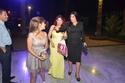 صور الفنان محمد متولي يحتفل بحفل زفاف كريمتة يمني بحضور فيفي عبدة