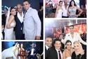 صور     حكيم وشيبة والليثى وصافينار يشعلون حفل زفاف جهاد ويسرا
