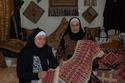 سمو الأميرة بسمة بنت طلال تفتتح معرض الجمعية الثقافية العربية