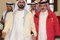 جلالة الملك حمد بن عيسى آل خليفة, سمو الشيخ محمد بن راشد آل مكتوم