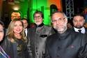 السفير الهندى, الفنان اميتاب باتشان, الفنانة ليلي علوي