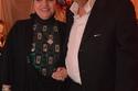 صور عمرو دياب وتامر حسني وبسمة بوسيل في حفل زفاف المنتج محمد حامد وريم رأفت