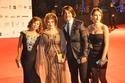 صور نجوم الفن يتألقون في حفل افتتاح مهرجان القاهرة السينمائي