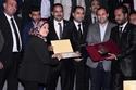 تكريم النائبة فايزة محمود أمين لجنة ذوي الاحتياجات الخاصة
