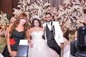 صور       كاريكا يشعل حفل زفاف نور العلام واحمد حسن
