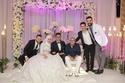 احمد السبكى والعروسين