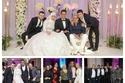 صور           نجوم الفن والأغنية والمشاهير يحتفلون بزفاف هاجر و محمود